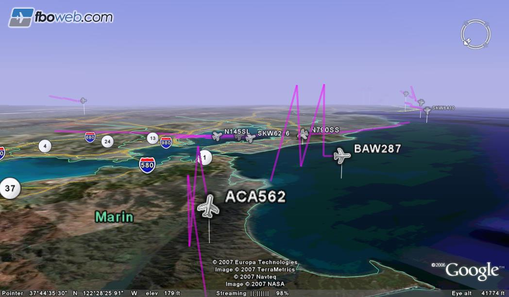 very handy. To add a visual thrill, try tracking a flight via Google ...