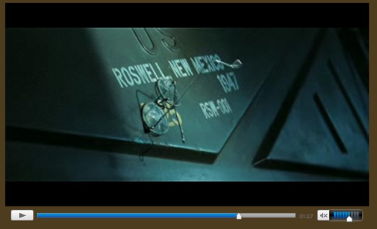 Indiana Jones Roswell